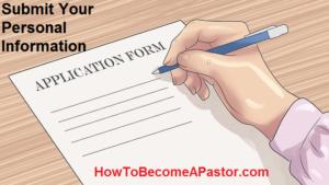 Ordination Application